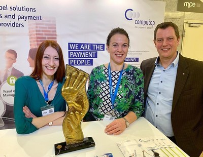 "Computop Wins MPE 2019 ""Best Merchant Payment Implementation"" Award"