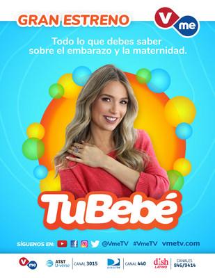 Gran Estreno de TuBebé, 26 de Febrero solo por Vme TV!