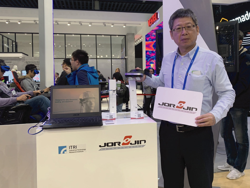 """Jorjin Chairman Tom Liang said, that """"With high-speed data transfer, the J4 Series can present real-time video material in a multi-view format for medical purposes."""""""