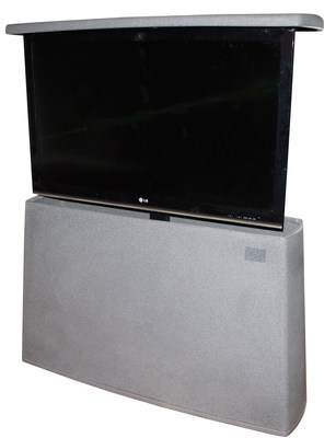Firgelli Automations Launches First-Ever Outdoor TV Lift Cabinet for Hospitality and recreational markets