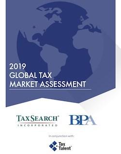 TaxTalent 2019 Global Tax Market Assessment