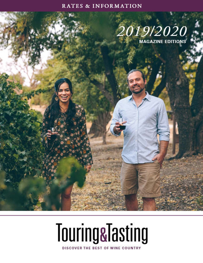 Touring & Tasting Advertising Rates and Info
