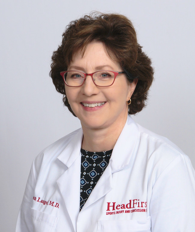 Karen Laugel, M.D., FAAP, has been hired as Medical Director for Maryland-based urgent care company Righttime Medical Care's concussion evaluation and treatment program, HeadFirst Sports Injury and Concussion Care. Dr. Laugel oversees all HeadFirst clinics and their related clinical activities involving professional medical judgment and the delivery of patient care for mild traumatic brain injuries. She also collaborates with a network of specialists and hospitals throughout the state.