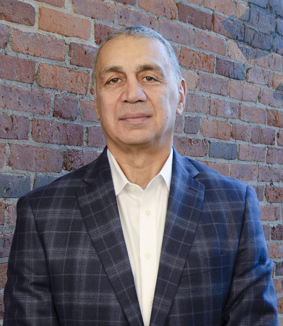 Reza Amirkhalili, chief operating officer at Shawmut Design and Construction