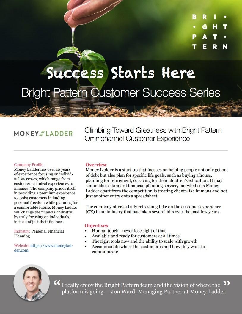 Money Ladder Customer Success Story