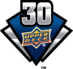 Upper Deck, the Worldwide Leader in Authentic Memorabilia, Trading Cards and Collectibles, Kicks Off 30th Anniversary