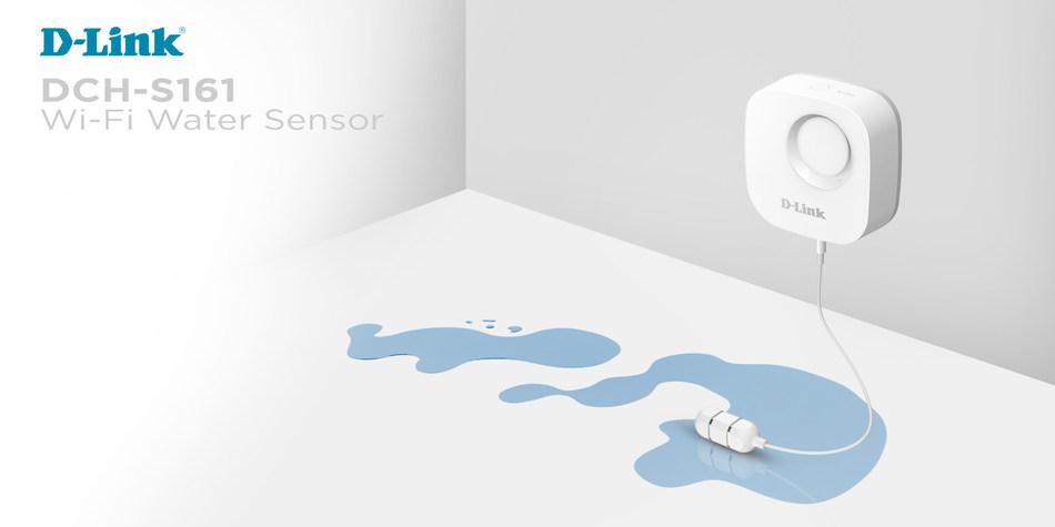 D-Link DCS-S161 Wi-Fi Water Sensor