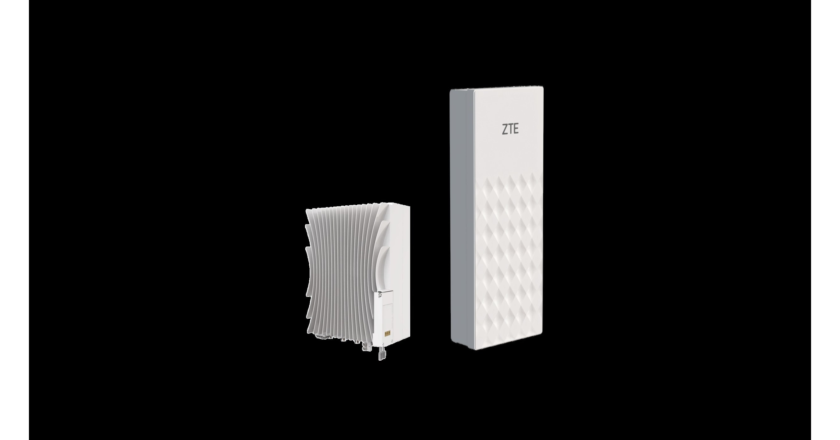 ZTE Showcases the Industry's Highest Power Tri-band UBR and