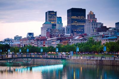 WestJet célèbre l'été avec une nouvelle route entre London, en Ontario, et Montréal (Groupe CNW/WESTJET, an Alberta Partnership)
