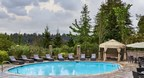 The Hilton Santa Cruz/Scotts Valley Hotel Pool