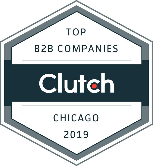 Clutch Leaders Award - Top B2B Companies in Chicago