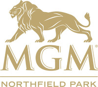 MGM Northfield Park logo (PRNewsfoto/MGM Resorts International)