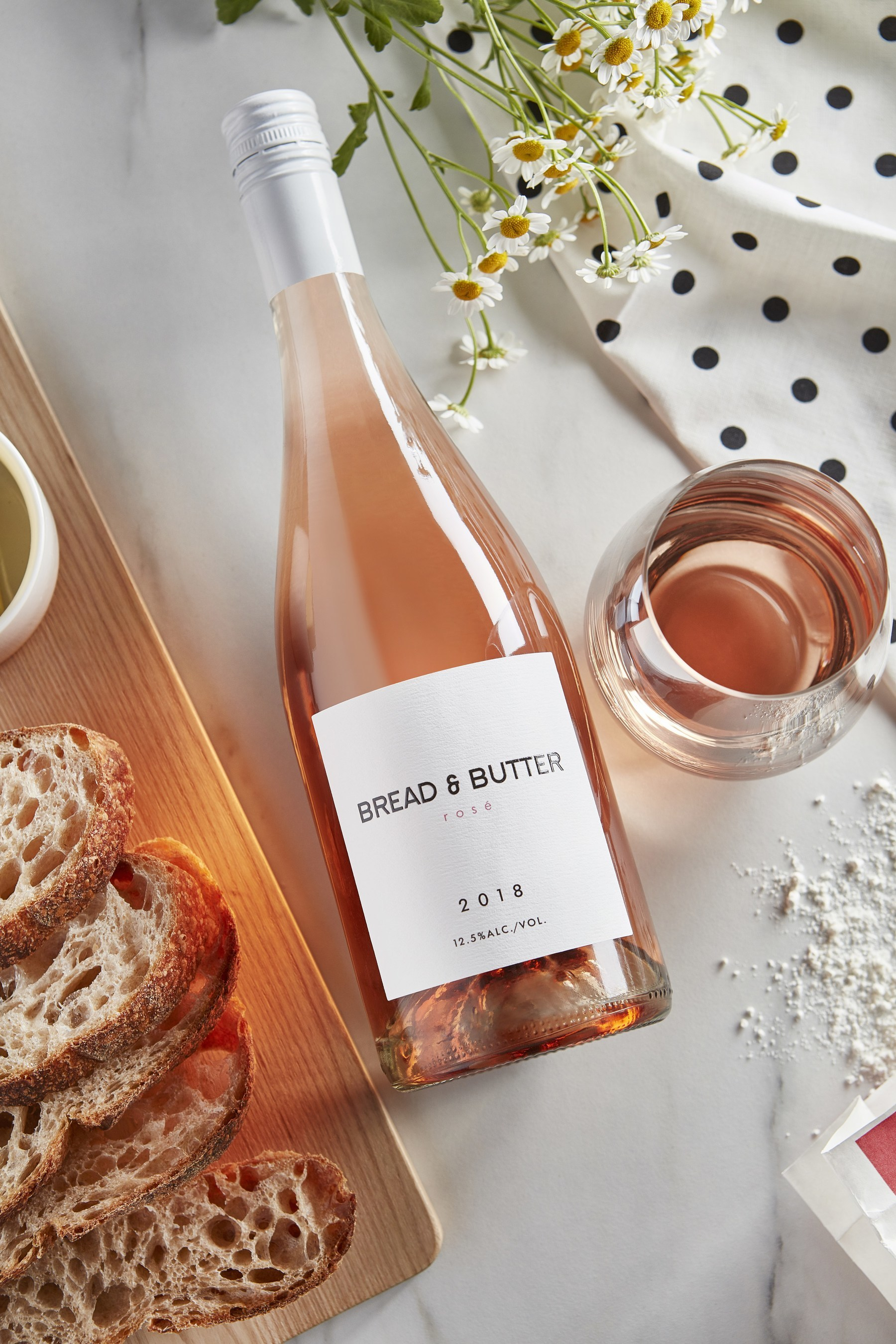 Bread & Butter Wines announces the addition of Bread & Butter Rosé.