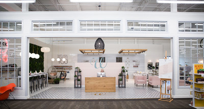 """DSW tests new experiences at its Polaris """"lab"""" location, such as The W Nail Bar concept"""