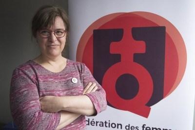 La FFQ dit « oui » aux femmes musulmanes et « non » à la fausse laïcité de la CAQ (Groupe CNW/Fédération des femmes du Québec)