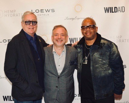 Scott Witman (Nominee for Original Song - Mary Poppins), Marc Shaiman (Nominee for Original Score and Original Song - Mary Poppins), Scott Witman (Nominee for Original Song - Mary Poppins) and Terence Blanchard ( Nominee for Original Score -BlackkKlansman)