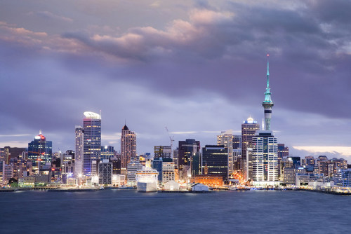 Air Canada will offer non-stop seasonal flights between Vancouver and Auckland, New Zealand. (CNW Group/Air Canada)