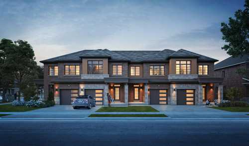 Empire Townhome New Product (CNW Group/Empire Communities)