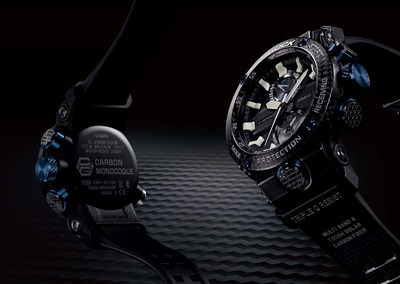 Casio G-SHOCK Unveils Latest GRAVITYMASTER With All-New