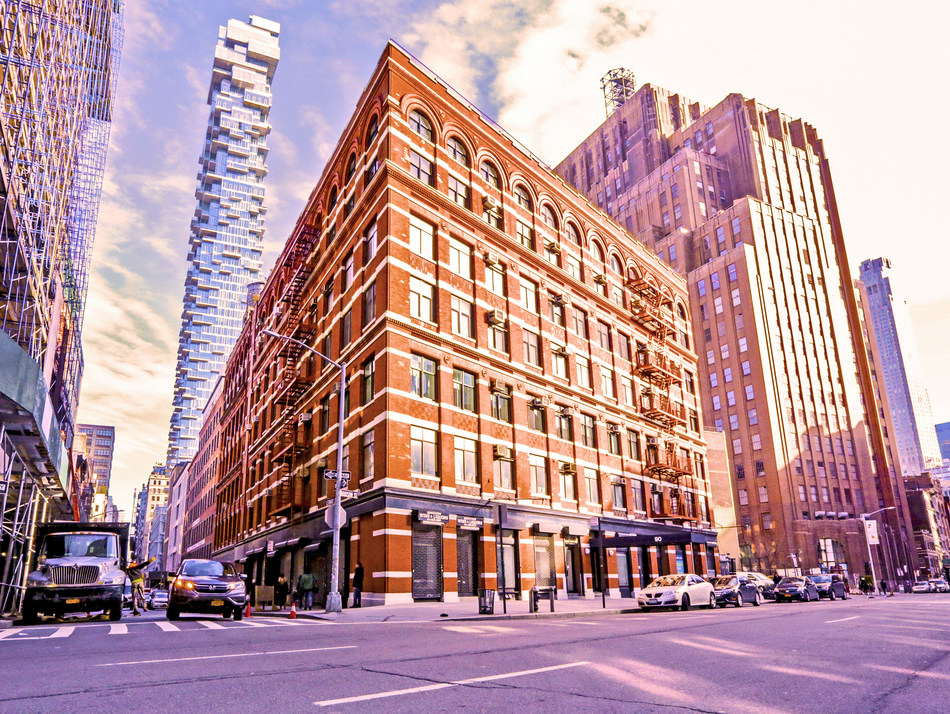 Portfolio School, a project-based learning school in Tribeca, will build out a new location at 90 Hudson Street for the 2019-20 school year. The school will move from its current location at 27 North Moore to this landmark building, which offers almost a full block and 8,500 square feet.