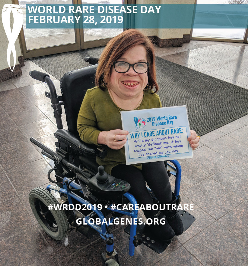 Take Action for World Rare Disease Day on February 28, 2019