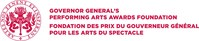 Governor General's Performing Arts Awards Foundation (CNW Group/Governor General's Performing Arts Awards Foundation)