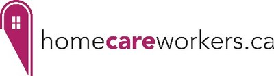 Logo: Homecareworkers.ca (CNW Group/Canadian Union of Public Employees (CUPE))