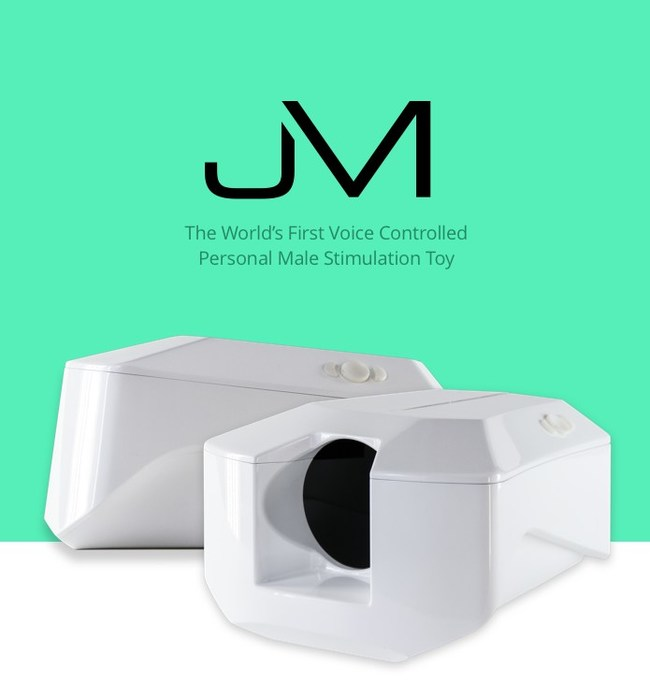 A new Newport Beach company has launched a unique voice-controlled sex toy for men. The new product, JM, is adaptable with VR and AR content to enhance its voice-activated, pleasurable experience. The company has launched an Indiegogo campaign, https://www.indiegogo.com/projects/jerkmaster-voice-controlled-sex-toy-for-men/x/20012318#/, to spread awareness about its new product to consumers and the investment community.
