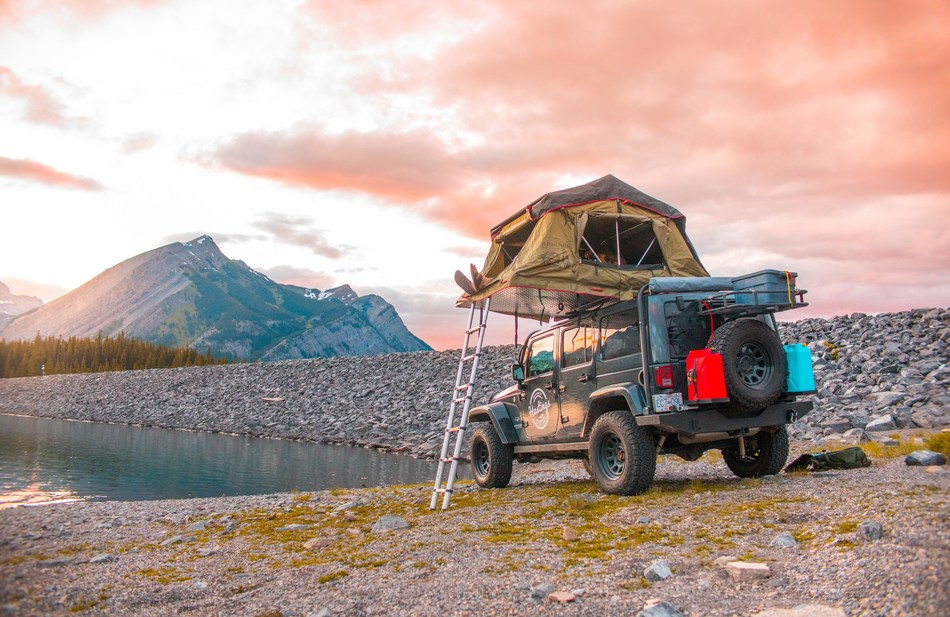 West Coast Overlanding Escape by Hastings Overland, British Columbia (CNW Group/Destination Canada)