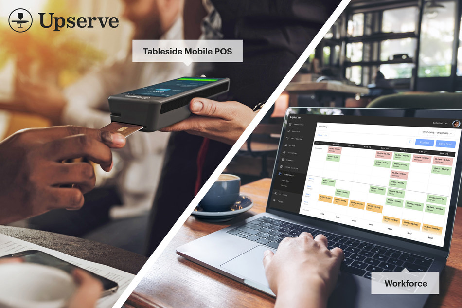 Upserve Tableside Mobile POS and Workforce