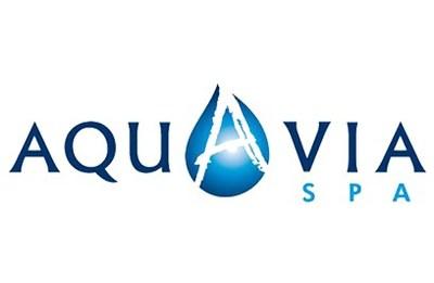 Aquavia Spa Logo (PRNewsfoto/Aquavia)