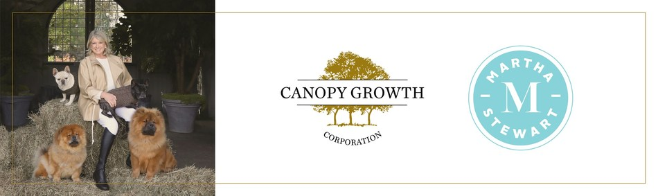 Martha Stewart to join as advisor on hemp-derived CBD products (CNW Group/Canopy Growth Corporation)