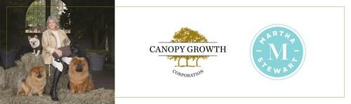Martha Stewart to join as advisor on hemp-derived CBD products (CNW Group/Canopy Growth Corporation)