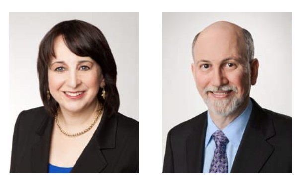 Pam Harper and Scott Harper