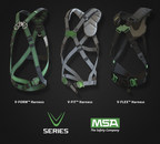 MSA Expands V-Series Line of Fall Protection Offerings
