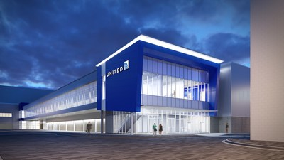 United Airlines breaks ground on new Technical Operations Center at LAX