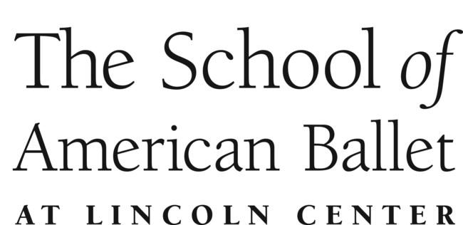 (PRNewsfoto/The School of American Ballet,N)