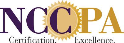 NCCPA Logo (PRNewsfoto/National Commission on Certific)