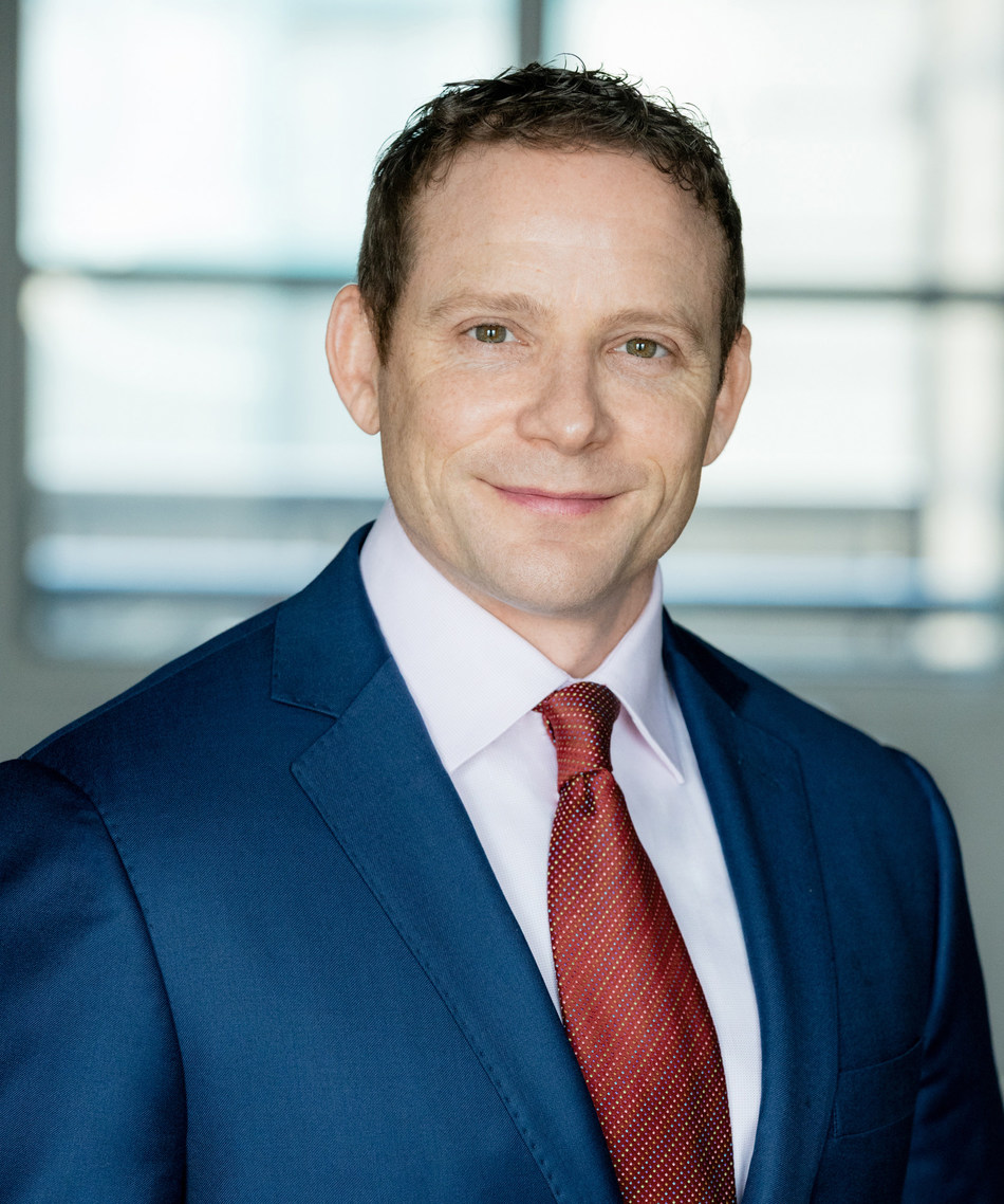 Jeremy Zeman, Commercial and Consumer Banking Executive Recruitment Specialist. Jeremy is a partner in Caldwell's Chicago office. (CNW Group/The Caldwell Partners International Inc.)