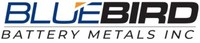 BlueBird Battery Metals (CNW Group/Bluebird Battery Metals)