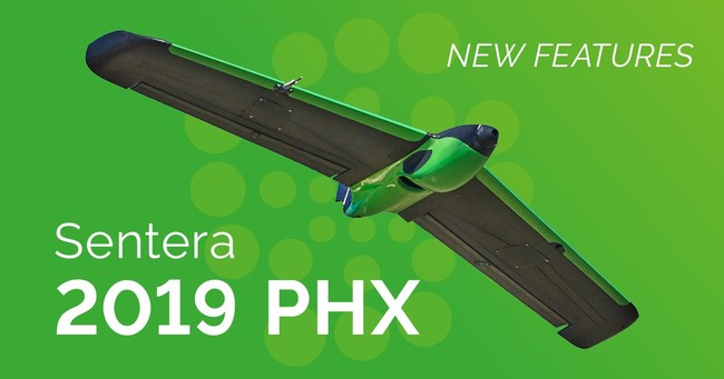 2019 PHX enhancements include a longer range, faster setup, expanded analytics and payload options