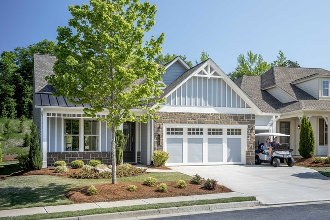 Cresswind communities feature amenities and homes specifically designed for 55+ active adults.