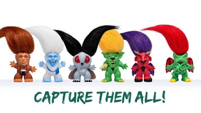 Introducing the Creatures of Legends and Lore by Wild Hair Creations:  Sasquatch, Yeti, Mothman, Chupacabra, Jersey Devil and Cthulhu.