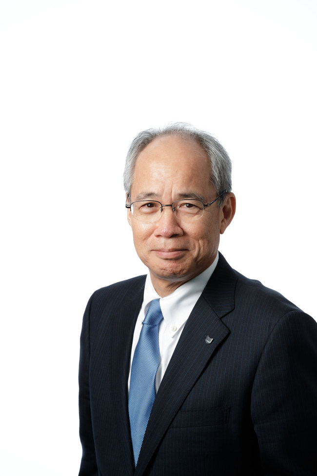 Mr. Nobuhiko Kitajima, President and CEO, Canon Canada. (CNW Group/Canon Canada Inc.)