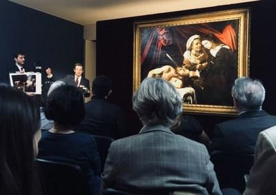 Artprice(伦敦)《Toulouse Caravaggio》在伦敦展出