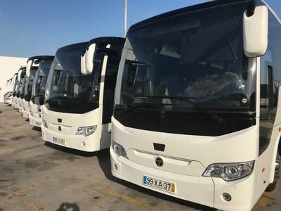 TEMSA Portekiz Barraqueiro Transport