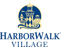 HarborWalk Village Logo (PRNewsfoto/HarborWalk Village)