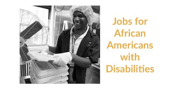 New statistics released in February show that African Americans with disabilities are being left behind even as more and more people with disabilities enter the workforce.