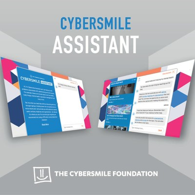 Cybersmile Assistant was developed in partnership with Rimmel.