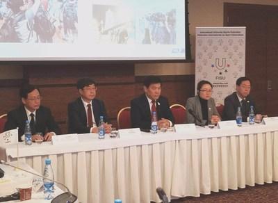 Chengdu delegation